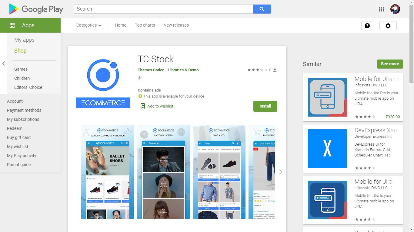 TC Stock